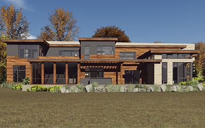 La Maison de Tibbits Hill