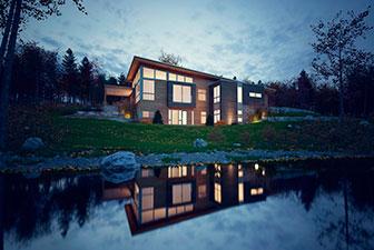 Luc Plante architecture + design : services résidentiels