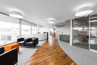 Luc Plante architecture + design : services commerciaux
