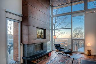 Luc Plante architecture + design : aménagement d'intérieur